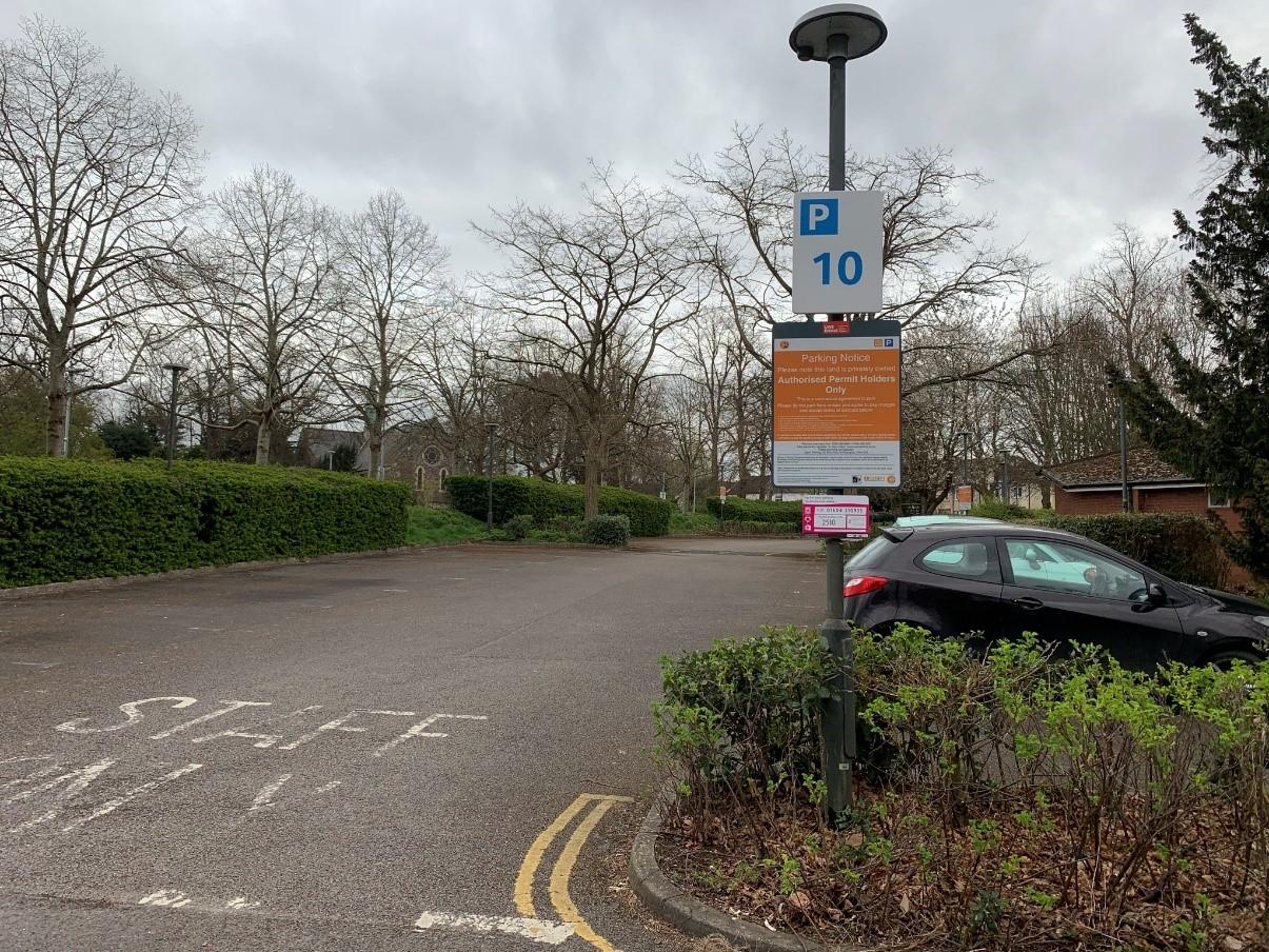 parking-notice-signage